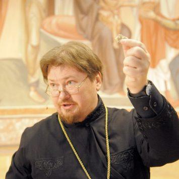 ВИДЕО: «Ладан: между золотом и смирной. Ароматы в библейской традиции». Лекция игумена Силуана (Туманова)