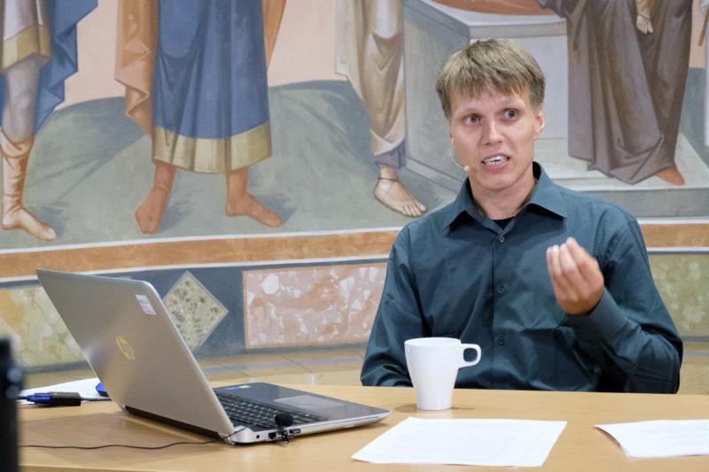 В Феодоровском соборе завершился цикл лекций «Древние тексты в современном мире»