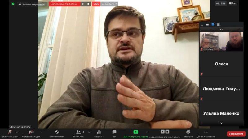 Сотрудник ОВЦС выступил с лекцией о современном сирийском христианстве